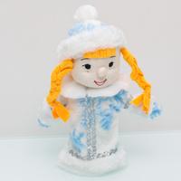 Рукавичка Снегурочка