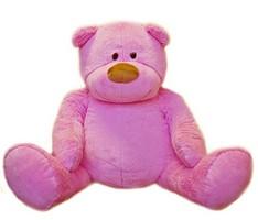 Медведь Аркадий средний розовый
