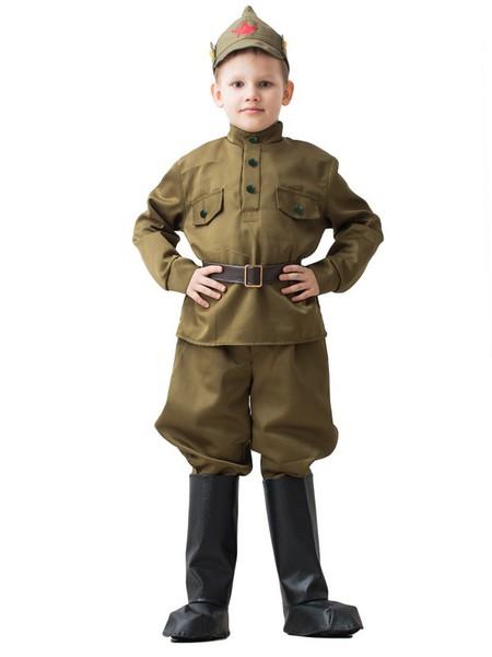Военная форма Д Буденовец 5-7 лет