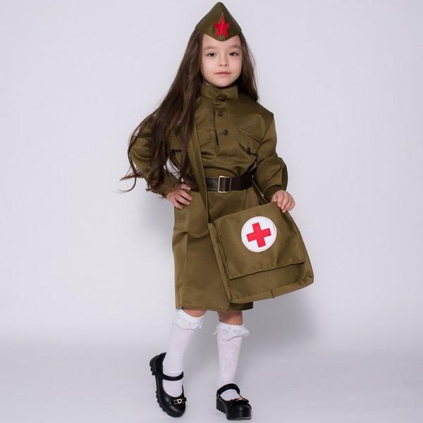 Военная форма детская Санитарка купить в Самаре
