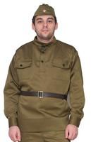Военная форма В Солдат взрослый 46-48
