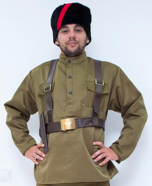 Военная форма В Партизан люкс 46-48