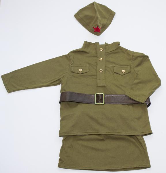 Военная форма детская Солдаточка 9-12 мес купить в Самаре