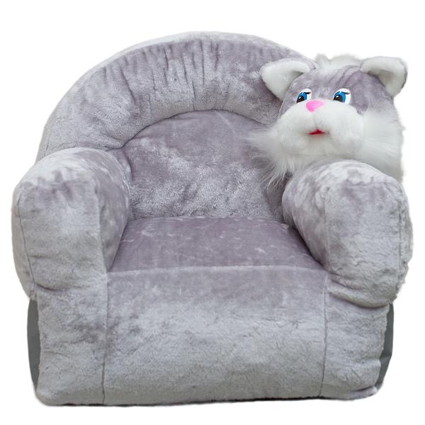 Котенок-кресло