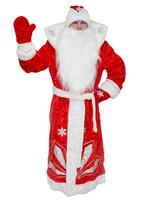 Костюм Деда Мороза (люкс)