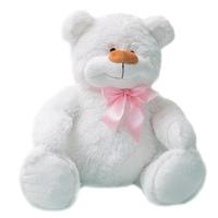 Медведь Тимур белый