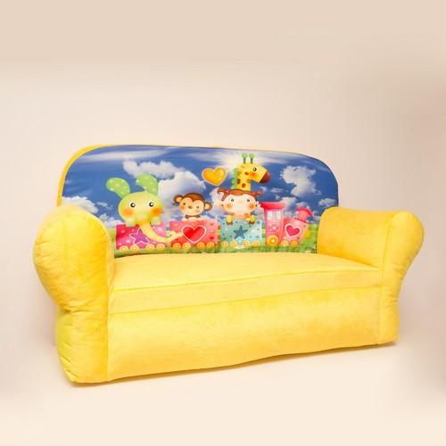 Паровозик диван
