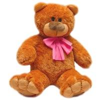 Медведь Топтышка большой коричневый
